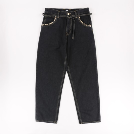 BELTED TYRELL PANT