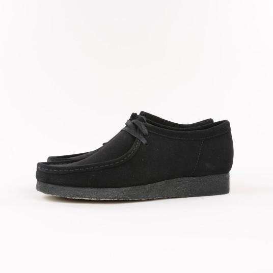 WALLABEE BLACK SDE