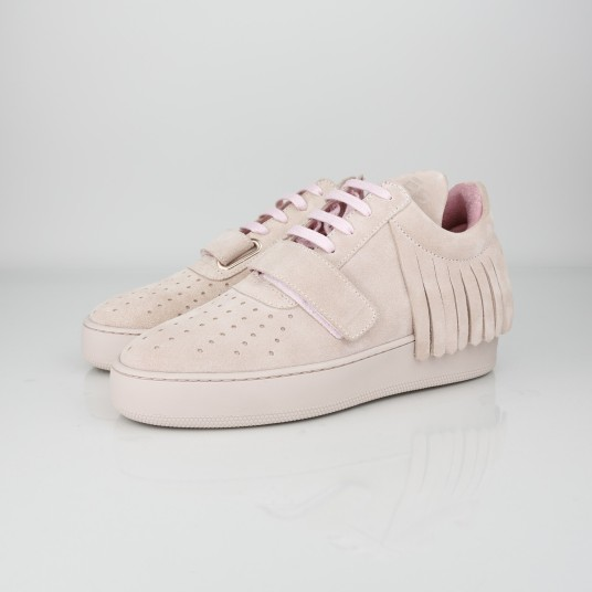 LOW TOP CARIBO PASTEL PINK