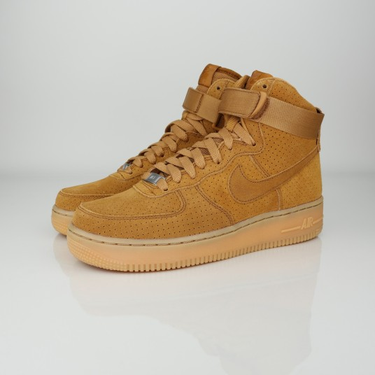 WMNS AIR FORCE 1 HI SUEDE