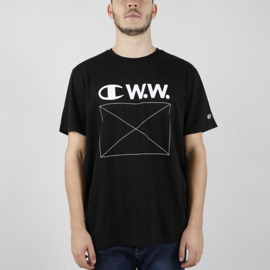 CREWNECK T-SHIRT WW