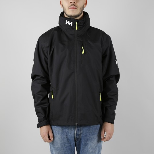 CREW HOODED MIDLAYER JACKET 990