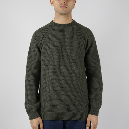 PURL SWEATER ECOJEAN RECYCLED