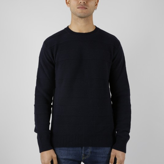 STANDARD STRIPES SWEATER LAMBS