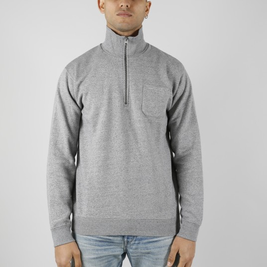 WARM UP POPOVER SWEAT