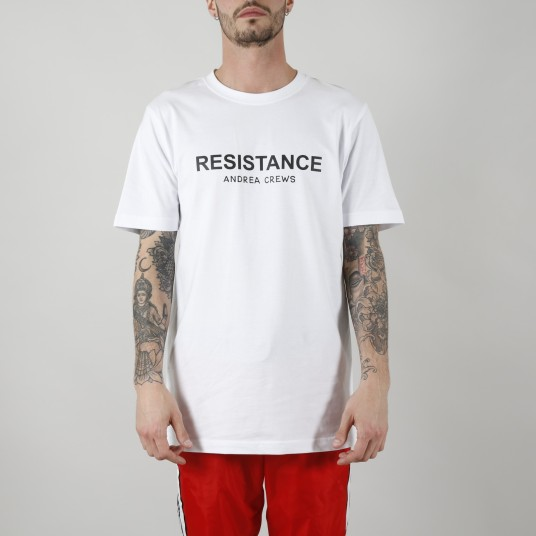 TEE RESISTANCE WHITE