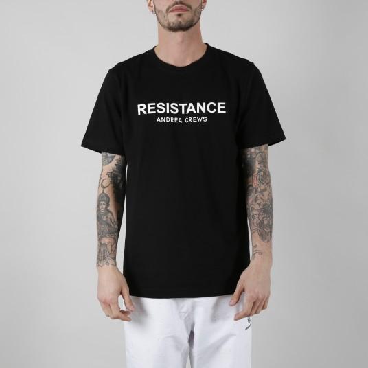 TEE RESISTANCE BLACK