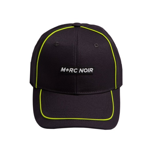 M+RC GREY PIPE LINE HAT