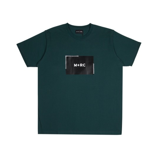 GREEN BOX LOGO TEE