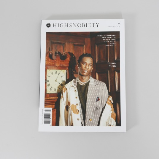 ISSUE 13 YOUNG THUG