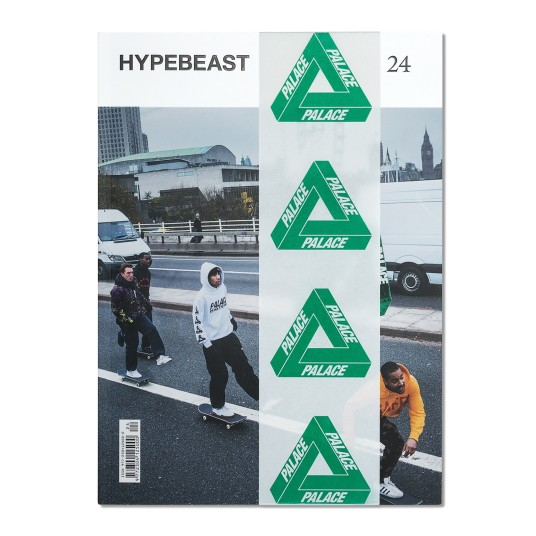 "HYPEBEAST 24 THE AGENCY ISSUE ""PALACE"""