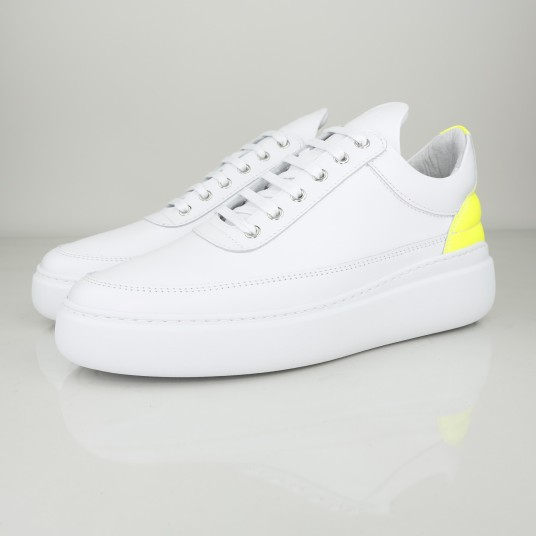 LOW TOP ANGELICA FLUO YEL