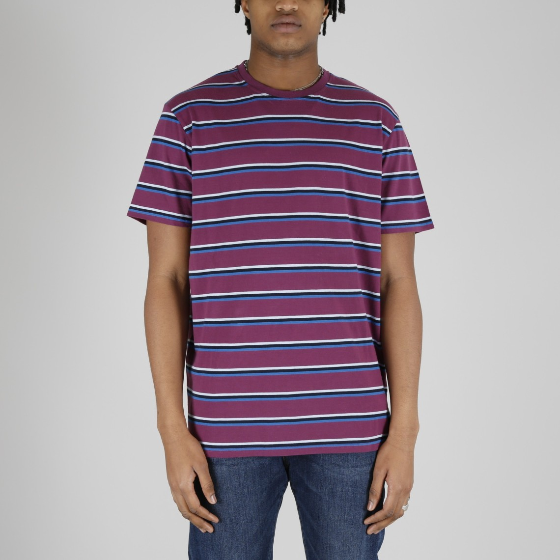 WEST STRIPES TS Y/D
