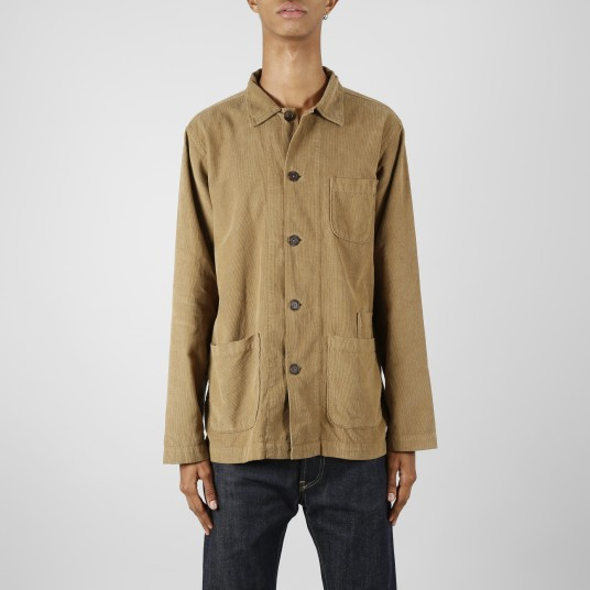 FINE CORD BAKERS OVERSHIRT