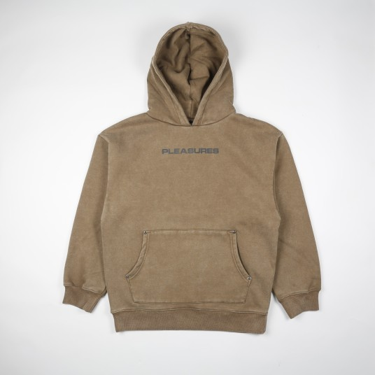 BURNOUT DYED HOODY