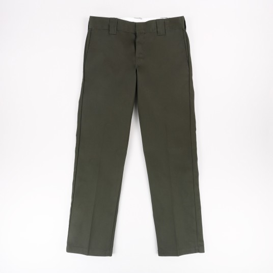 WORK PANT OLIVE GREEN