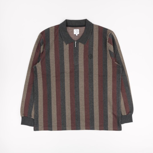 JACQUES LS POLO SHIRT